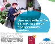 Une nouvelle offre de services pour nos locataires seniors